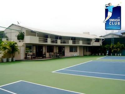 สนามเทนนิส Le Smash