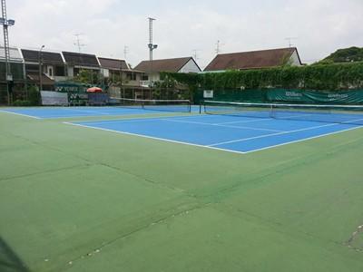 สนามเทนนิส ป.ธนา