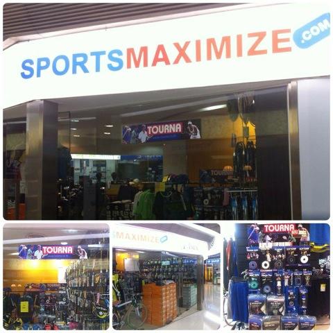 Sport Maxx สาขาธนิยะพลาซ่าชั้น3